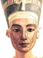 Marquardt Beauty Mask - Nefertiti, Egypt, 1350 B.C.