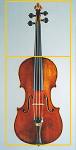 Golden ratio in violin design