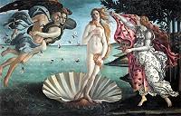 """Botticelli's """"The Birth of Venus"""""""