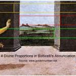 Botticelli-Annonciation-4-Divine-Proportions-1489-1490