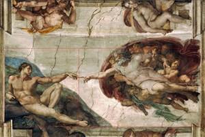 Creation-of-Adam-Michelangelo-golden-ratio-to-outside-border
