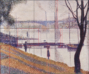 Georges-Seurat-Bridge-of-Courbevoie-golden-ratios