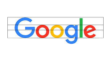 Google Logo and the Golden Ratio in Design