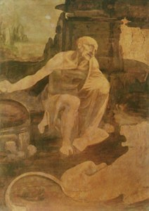 Leonardo-da-Vinci-Saint-Jerome