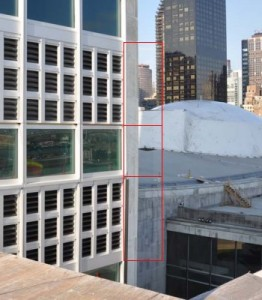 UN-Secretariat-curtain-wall-window-golden-ratio-2