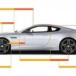 Aston Martin, James Bond and the Golden Ratio