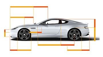 Aston Martin, James Bond and the Golden Ratio