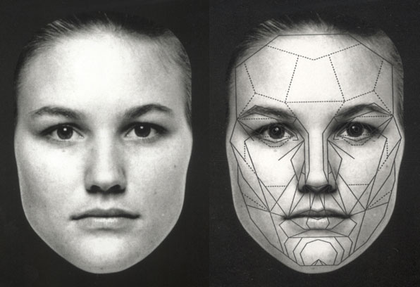 Symmetry and human facial attractiveness