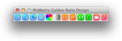 Phimatrix Golden Ratio Design Software The Golden Ratio Phi 1 618