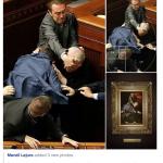 renaissance-art-ukranian-parliament-fight